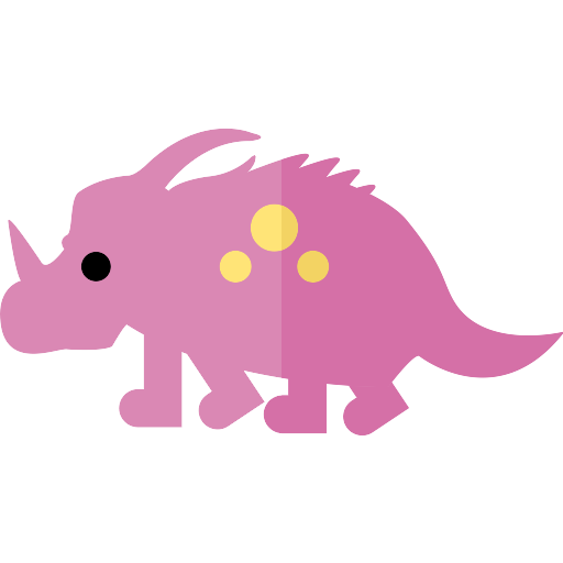 Triceratops Vector Svg Icon 2 Png Repo Free Png Icons