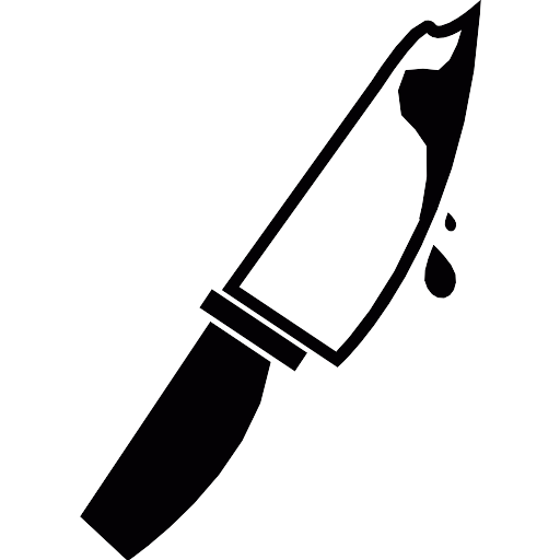 Knife With Blood Vector Svg Icon Png Repo Free Png Icons