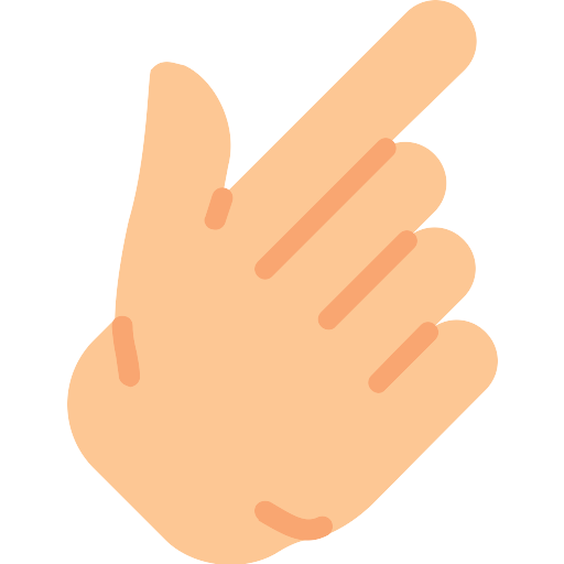 pointing hand vector svg icon 2 png repo free png icons pointing hand vector svg icon 2 png