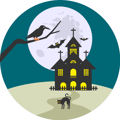 Haunted House Halloween Vector Svg Icon 3 Png Repo Free Png Icons