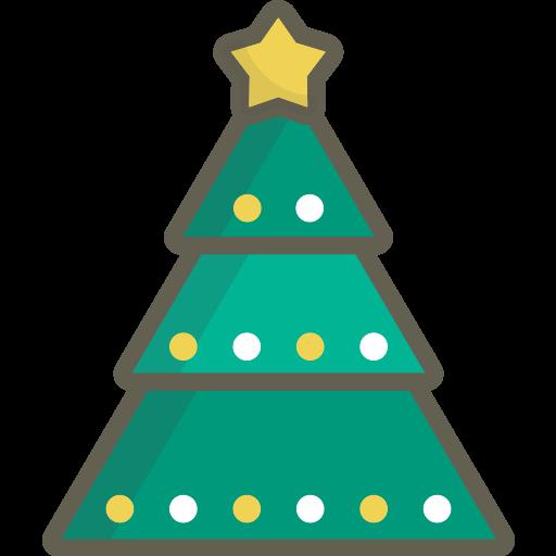 Christmas Tree Christmas Vector Svg Icon 2 Png Repo Free Png Icons