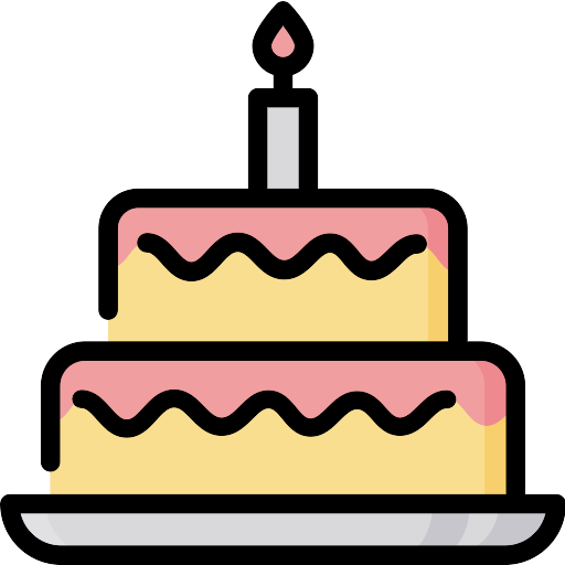 Birthday Cake Cake PNG Icon (14) - PNG Repo Free PNG Icons