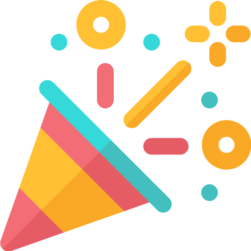Confetti Birthday PNG Icon (2) - PNG Repo Free PNG Icons