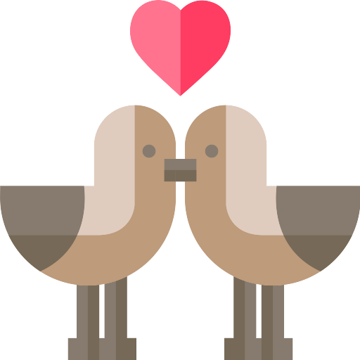 Love Birds Lover PNG Icon - PNG Repo Free PNG Icons