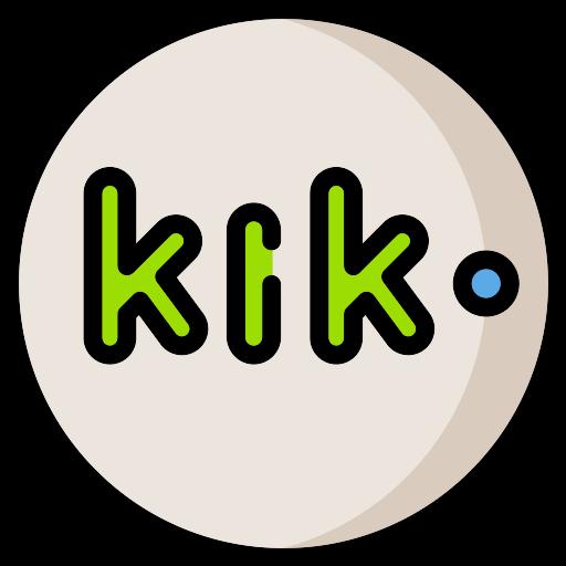 Kik Vector Svg Icon 2 Png Repo Free Png Icons