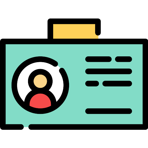 Id Card Identification PNG Icon (9) - PNG Repo Free PNG Icons
