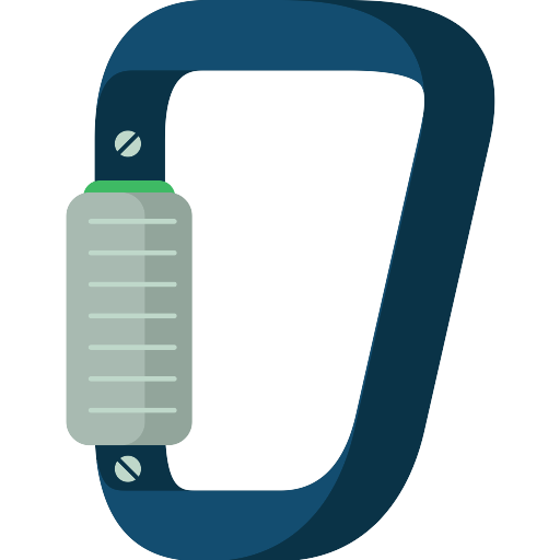 Carabiner Vector Svg Icon 6 Png Repo Free Png Icons