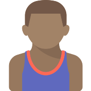 Basketball Player PNG Icon