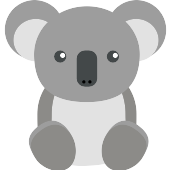 Download Koala Vector SVG Icon (2) - SVG Repo Free SVG Icons
