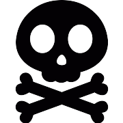 Skull And Bones Png Icon Png Repo Free Png Icons