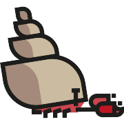 Hermit Crab PNG Icon